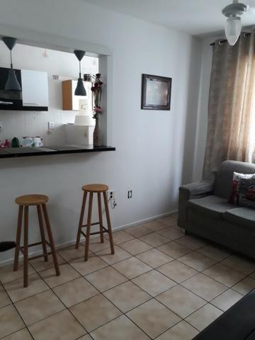 Excelente apartamento mobiliado região central - Foto 2