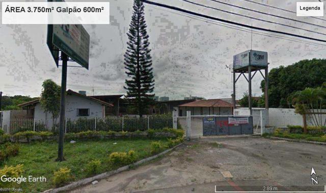 Galpão/depósito/armazém para alugar com 0 dormitórios cod:60082057 - Foto 2