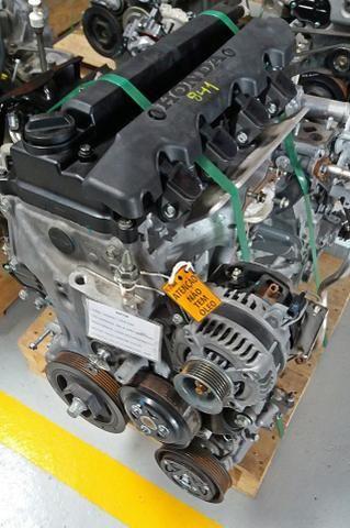 Motor Honda Civic Exr 2015/2016 Parcial A Base De Troca - Foto 2