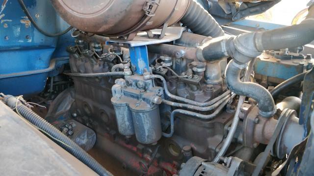 Ford F13.000 Caçamba Ano 86 - Foto 4