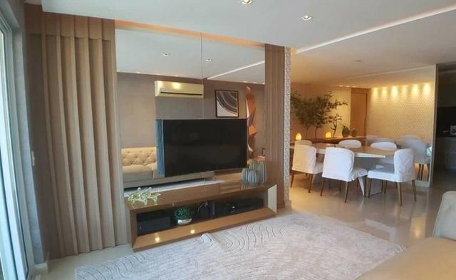 (EXR) Melhor localização do Cocó - Apartamento à venda de 120m², 3 suítes, 3 vagas, DCE