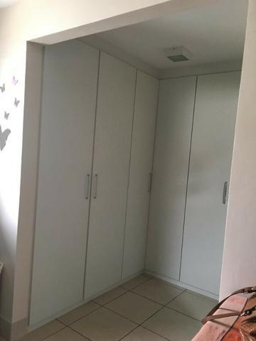Sobrado Condomínio Villa Borghese 3 quartos 1 suíte completa de Armários - Foto 7
