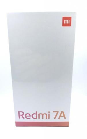 Super Lançamento Xiaomi Redmi 7A Dual 16gb 13mpx 5mpx And 9.0 Novo Lacrado - Foto 3
