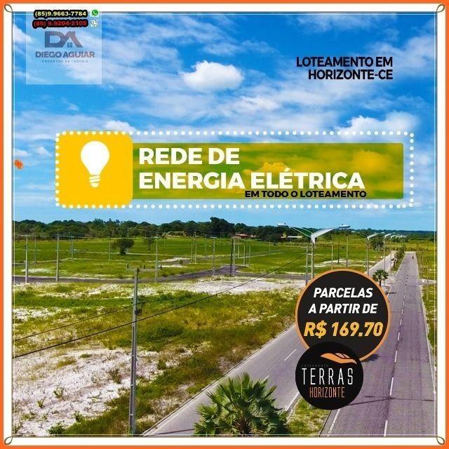 Loteamento em Horizonte as Margens da BR 116 a 30 minutos de Fortaleza - Foto 13