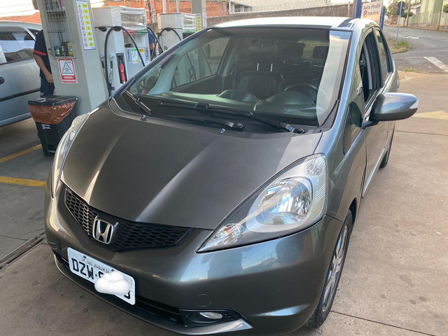 Honda Fit ex ano 2010, faço financiamento - Foto 4