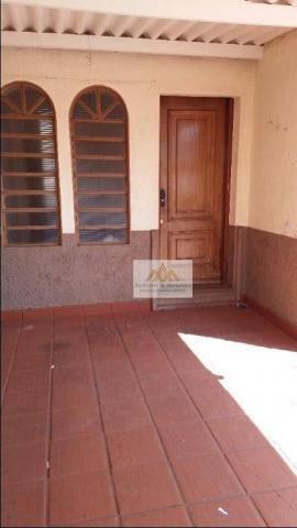 Casa com 2 dormitórios para alugar, 75 m² por R$ 880/mês - Vila Virgínia - Ribeirão Preto/ - Foto 3