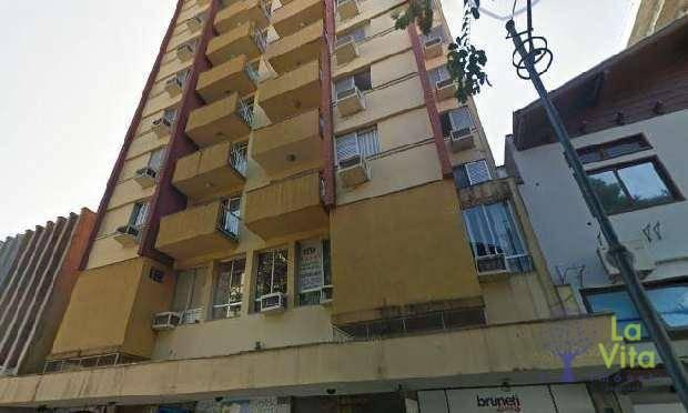 Aconchegante apartamento no Edifício Edelweise no Centro - Foto 2