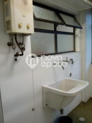 Apartamento à venda com 1 dormitórios em Cosme velho, Rio de janeiro cod:BO1AP47043 - Foto 17