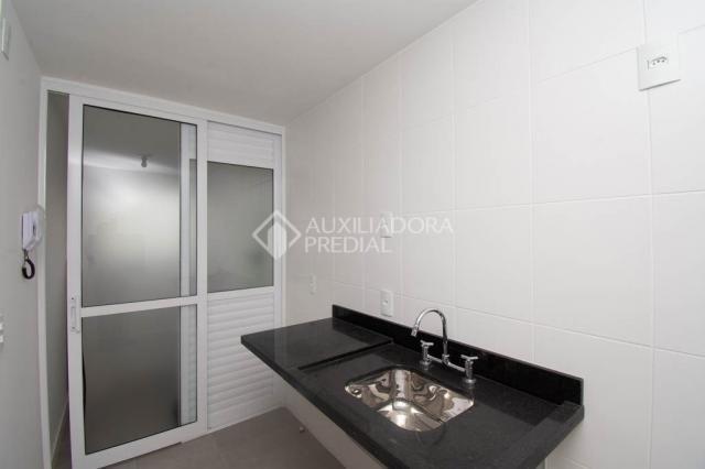 Apartamento para alugar com 1 dormitórios em Jardim do salso, Porto alegre cod:307116 - Foto 5