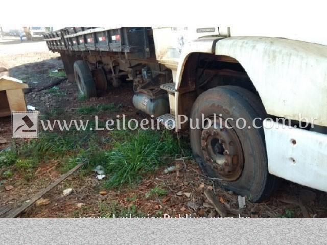 Caminhão M.benz/l1622 2002 zlyog lurvb