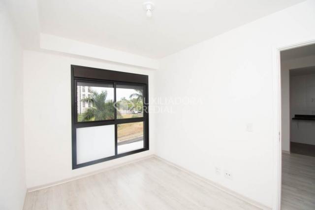 Apartamento para alugar com 1 dormitórios em Jardim do salso, Porto alegre cod:307116 - Foto 15