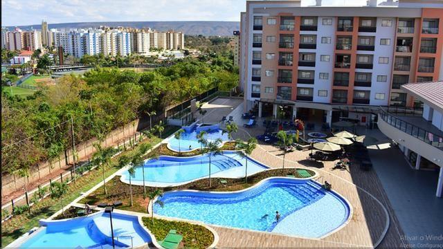 Aluguel flat 4 pessoas - alta vista resort