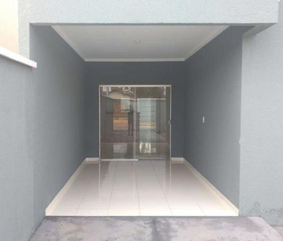 Casa 3 Quartos, 2Banheiros, Sala, Cozinha, área de serviço e 3 Vagas para Garagens - Foto 7