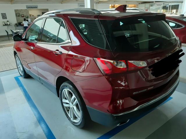 Vendo ou troco GM Equinox Premier AWD 2.0 turbo 262 CV AT 18-19 12.050 km R$149.900,00 - Foto 6