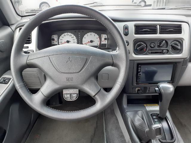 Mitsubishi Pajero Sport HPE 3.0 V6 ano 2006 Top Aut - Foto 7