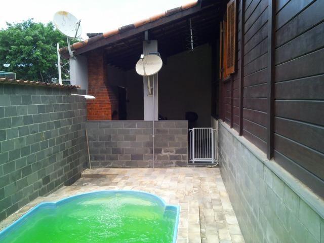 Ótima casa com piscina c/ 02 quartos - Foto 10