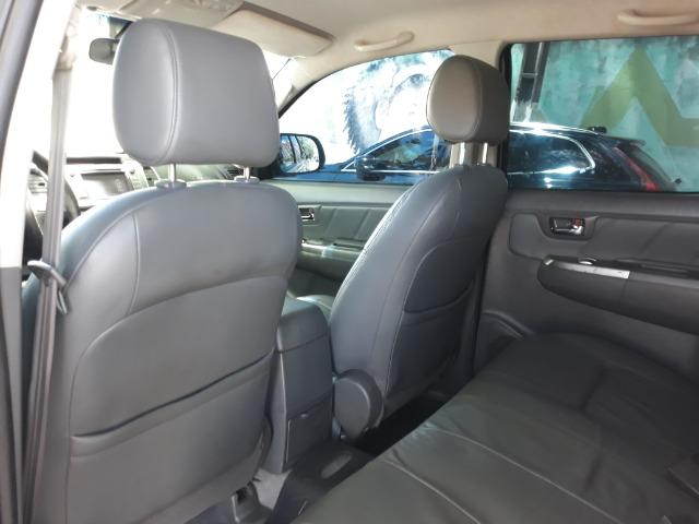 Toyota hilux CD 4x4 SRV 171cv - Foto 11