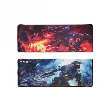 Mouse Pad Gamer Extra Grande 800x400x3mm Barato P/ Pc Notebook - Foto 4