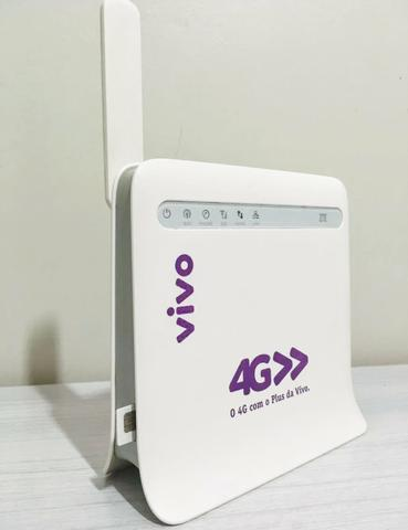 Modem Roteador 3G/4G MF253M Wifi VIVO Box