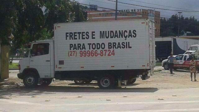 Fretes e mudanças para todo o brasil