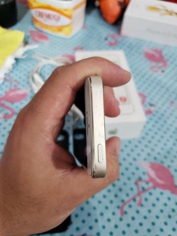 Iphone 5s gold 16gb zerado Anatel 4g