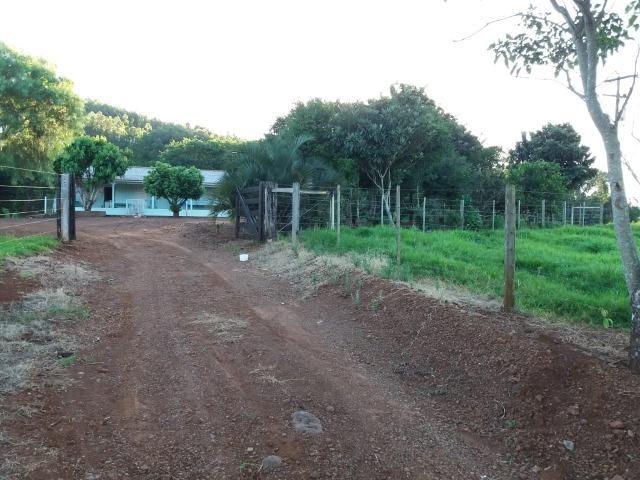 Área rural localizado na cidade de Lindoeste-PR