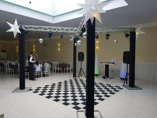 Estrutura de dj para evento - Foto 2