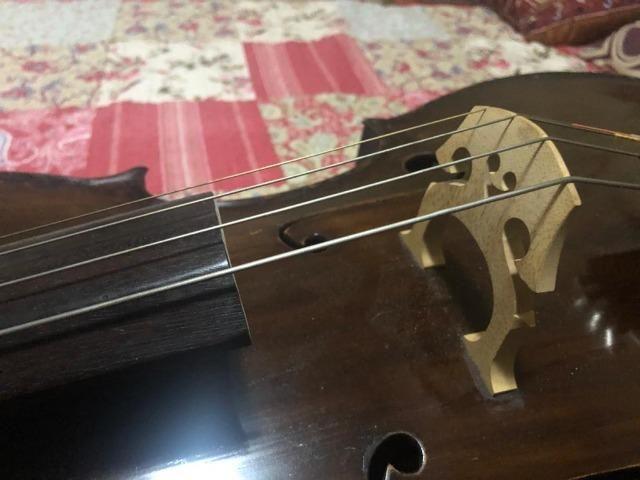Violoncelo cello Luthier 4/4 - Foto 2