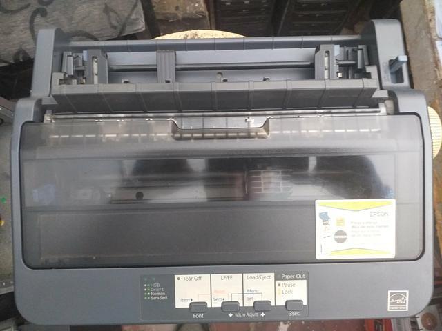 Impressora LX 350 (ideal pra tatuador) - Foto 3