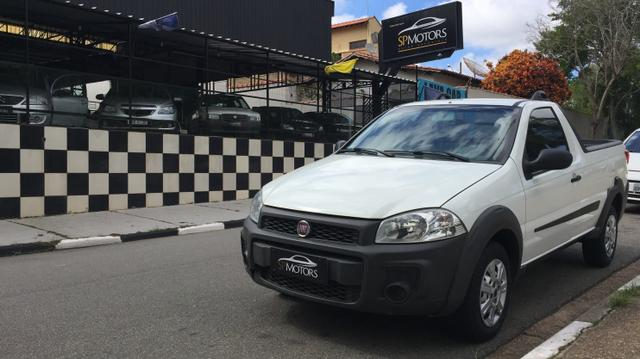 Fiat Strada Branca - Foto 2
