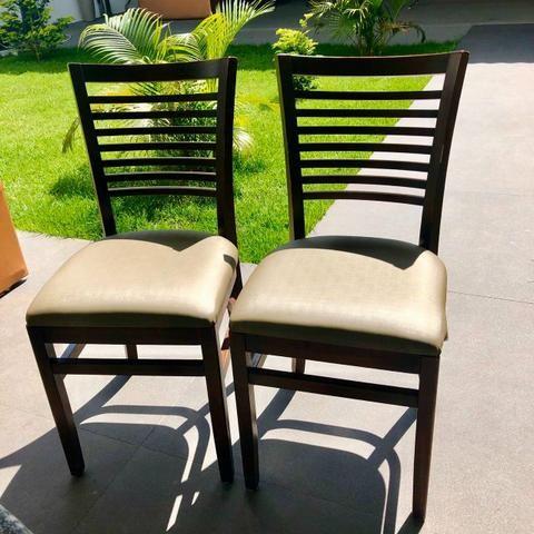 Cadeiras da marca Franco Bachot - Foto 2