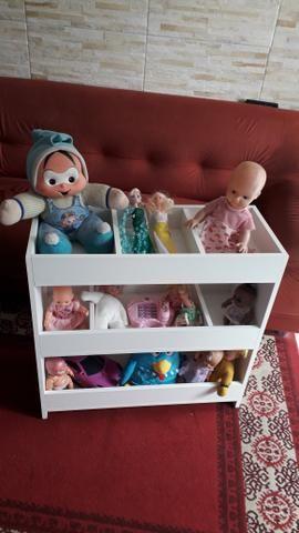 Organizadores de brinquedos novos!!
