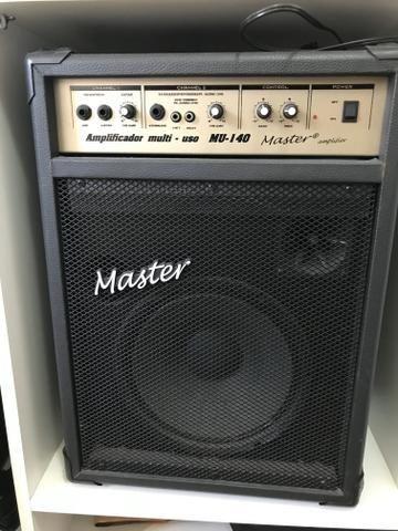 Amplificador Guitarra e Teclado