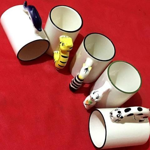 Prensa Térmica para sublimação em canecas, squeezes - Foto 2