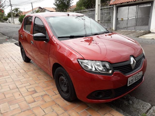 Renault Sandero Authentique 2014 - Foto 4