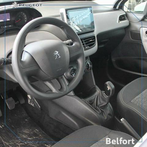 Peugeot 208 Active Pack 1.2 19/19 com taxa 0% em 36x - Foto 4