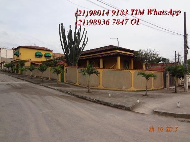 Casa 02 quartos Nancilândia - Itaboraí