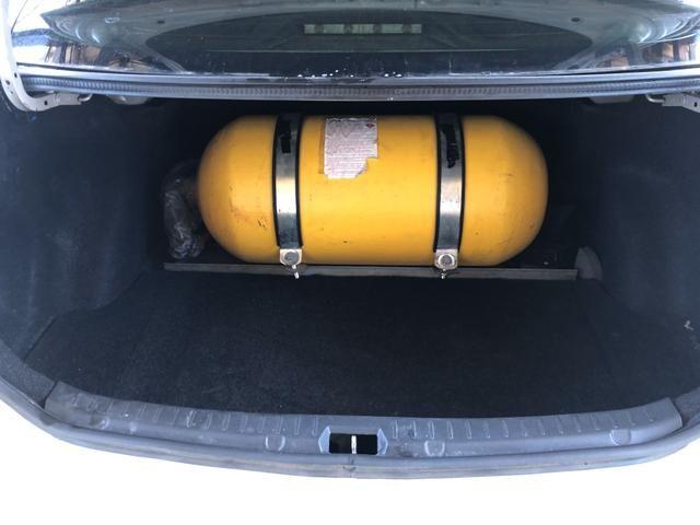 Corolla 2010 xei 1.8 automatico gnv, aceito trocas - Foto 12