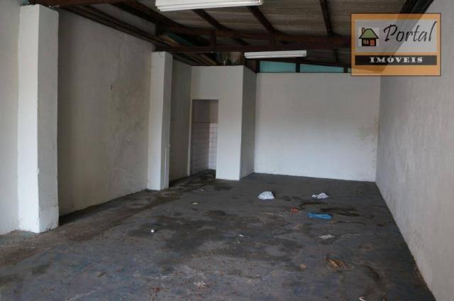 Terreno para alugar, 100 m² por R$ 600/mês - Vila Tavares - Campo Limpo Paulista/SP - Foto 5
