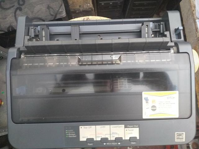 Impressora LX 350 (ideal pra tatuador)