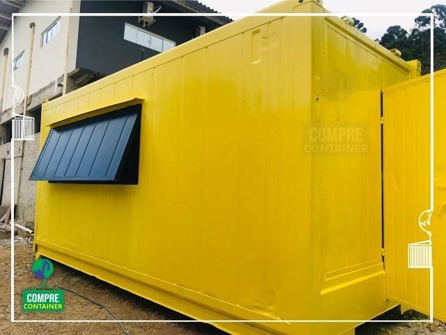 Lanchonete em Container Reefer-R$ 14.900,00 - Foto 2