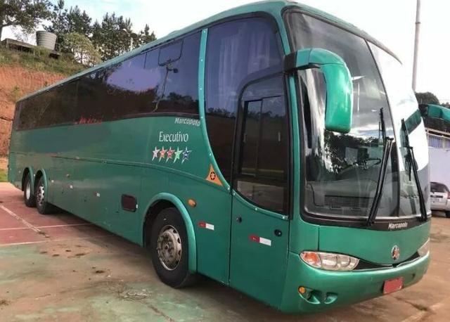 Ônibus Rodoviário Leito Turismo - Foto 2