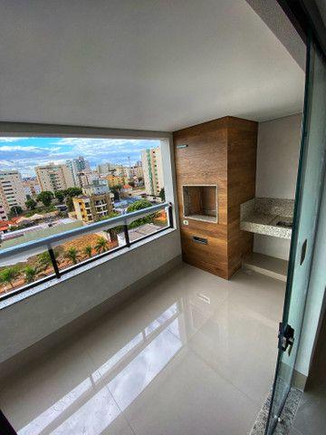 Apartamento com 98 metros, 3 quartos e varanda gourmet. Bairro Jardim Finotti