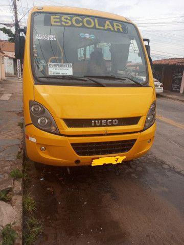 Micro ônibus Iveco cityclass 70c17 euro 5 2013 - Foto 6