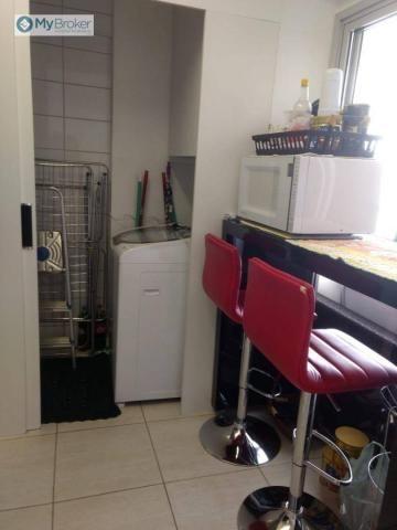 Apartamento com 2 dormitórios à venda, 65 m² por R$ 330.000,00 - Jardim Goiás - Goiânia/GO - Foto 7