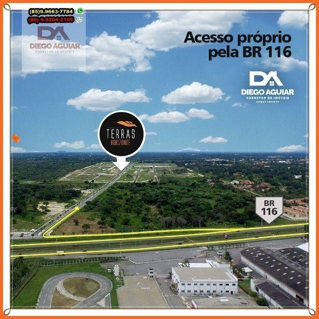 Loteamento em Horizonte as Margens da BR 116 a 30 minutos de Fortaleza - Foto 3
