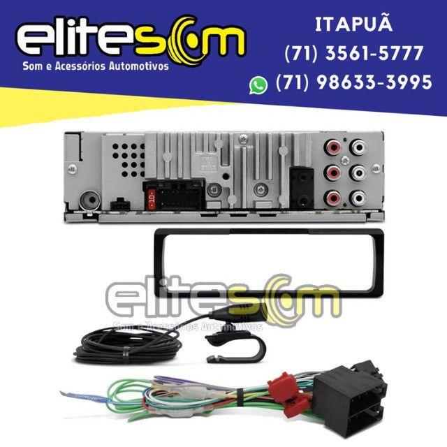 Aparelho Pioneer Sph-c10bt Smartphone Bluetooth Smart Sync instalado na Elite Som - Foto 10
