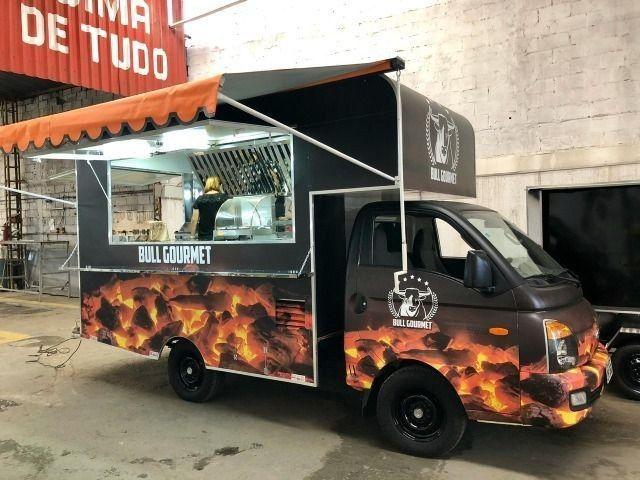 Food truck hr kia bongo - Foto 4