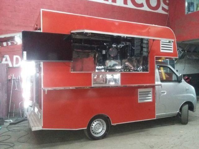 Food truck hr kia bongo - Foto 6