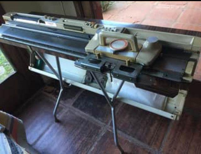 Máquina de tricô Lanofix